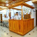 Réception Hôtel Malika Prime Samarkand 14