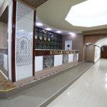 Réception Hôtel Modarihon Boukhara 12