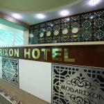 Réception Hôtel Modarihon Boukhara