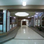 Réception Hôtel Modarihon Boukhara 8