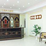 Réception Hôtel Rangrez Boukhara