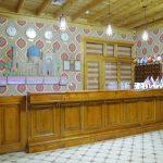 Réception Hôtel Zilol Baht Samarkand 2