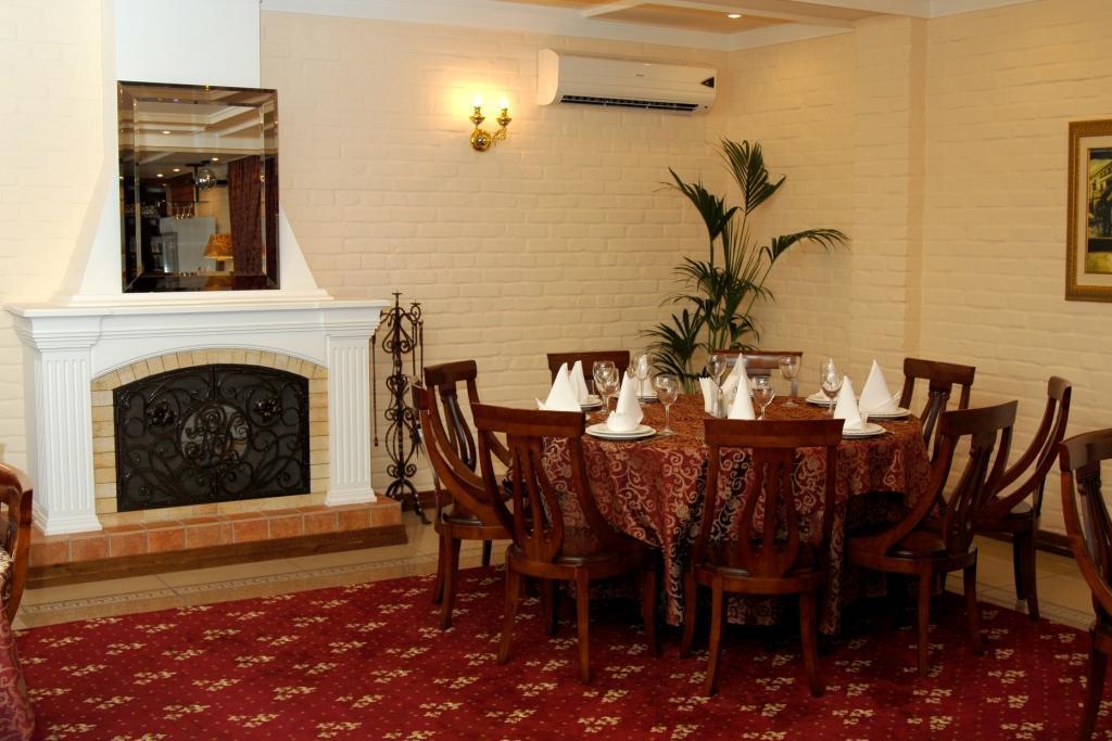 restaurant de l'Hôtel Bek Tachkent 14