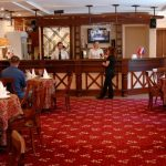 restaurant de l'Hôtel Bek Tachkent 15
