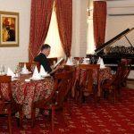 restaurant de l'Hôtel Bek Tachkent