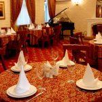 restaurant de l'Hôtel Bek Tachkent 18