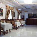 restaurant de l'Hôtel Grand Nur Tachkent