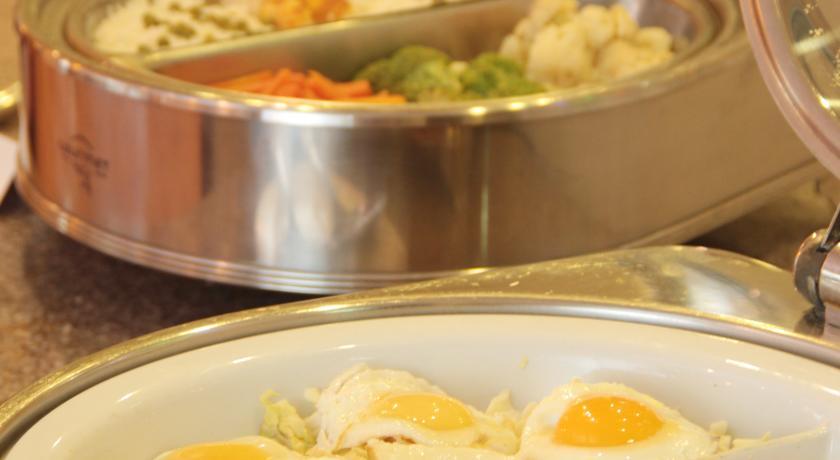 restaurant de l'Hôtel Ramada Tachkent 35