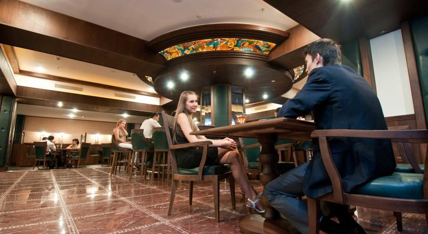restaurant de l'Hôtel Ramada Tachkent