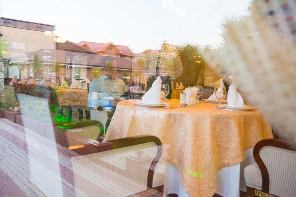 restaurant de l'Hôtel Shark Tachkent 23
