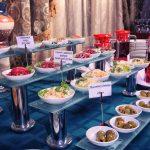 restaurant de l'Hôtel Shark Tachkent 7