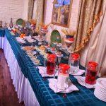 restaurant de l'Hôtel Shark Tachkent 8