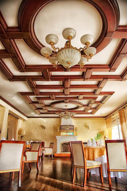 restaurant de l'Hôtel Shark Tachkent