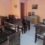 restaurant de l'hôtel Silver B&B Tachkent 2
