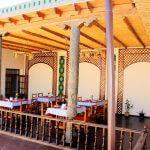 Restaurant Hôtel Arkontchi Khiva 17