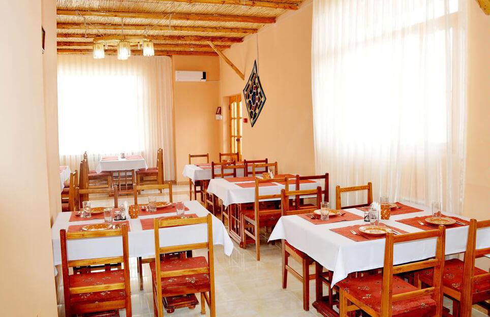 Restaurant Hôtel Arkontchi Khiva 7