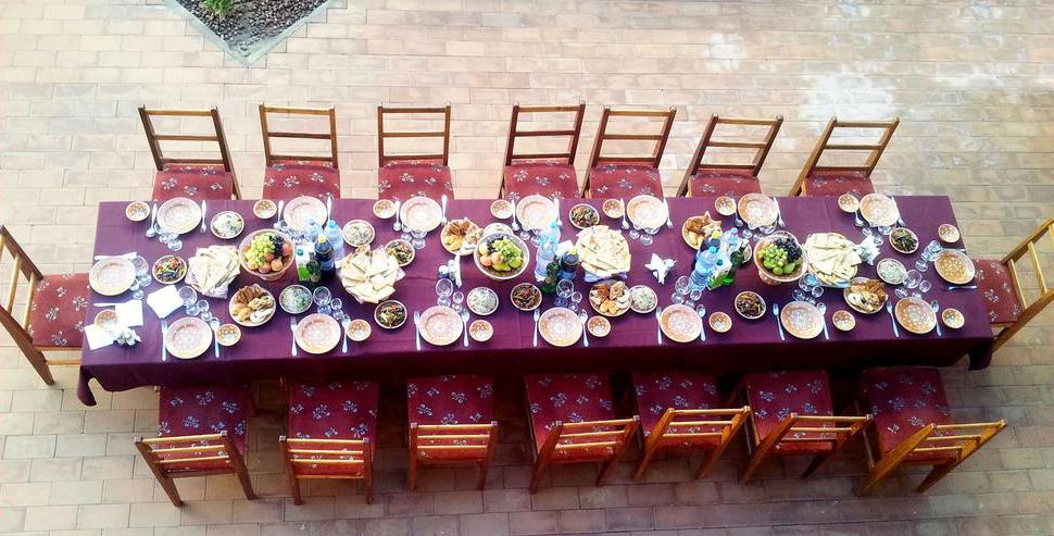Restaurant Hôtel Arkontchi Khiva