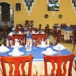 Restaurant Hôtel Asia Boukhara