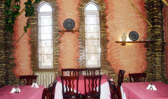 Restaurant Hôtel Asia Boukhara 3