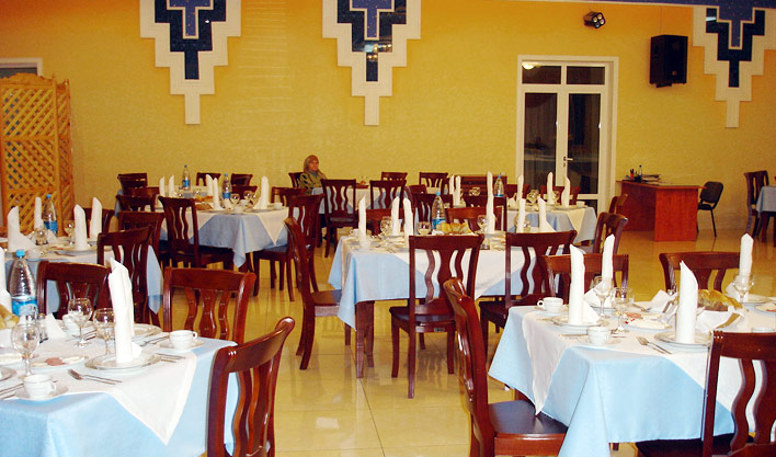 Restaurant Hôtel Asia Boukhara 5