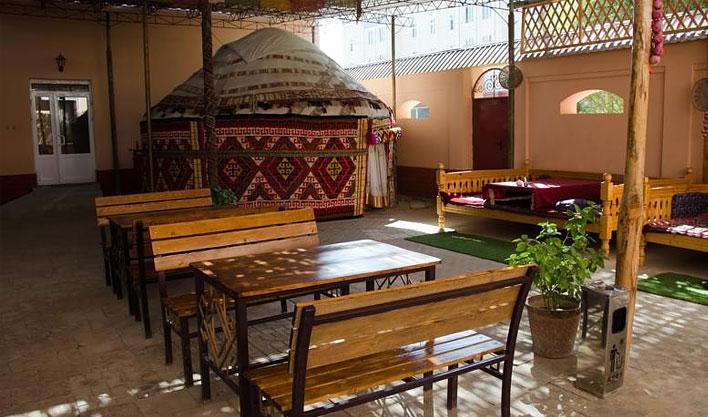 Restaurant Hôtel Asia Fergana