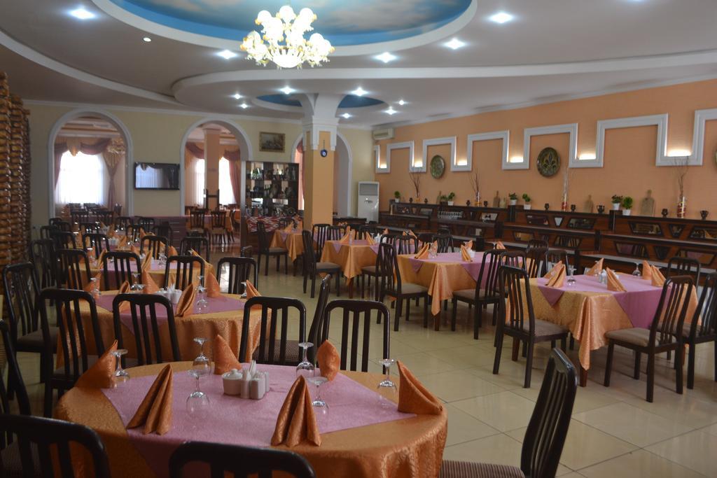 Restaurant Hôtel Asia Khiva