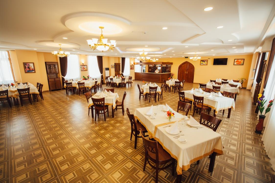 Restaurant Hôtel Bek Khiva 14