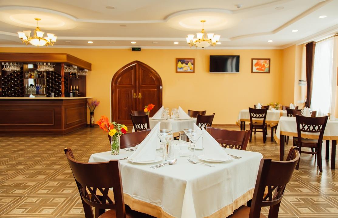 Restaurant Hôtel Bek Khiva 22