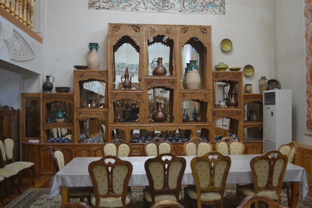 Restaurant Hôtel Chaherezada Khiva