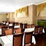 Restaurant Hôtel Diyora Samarkand 11