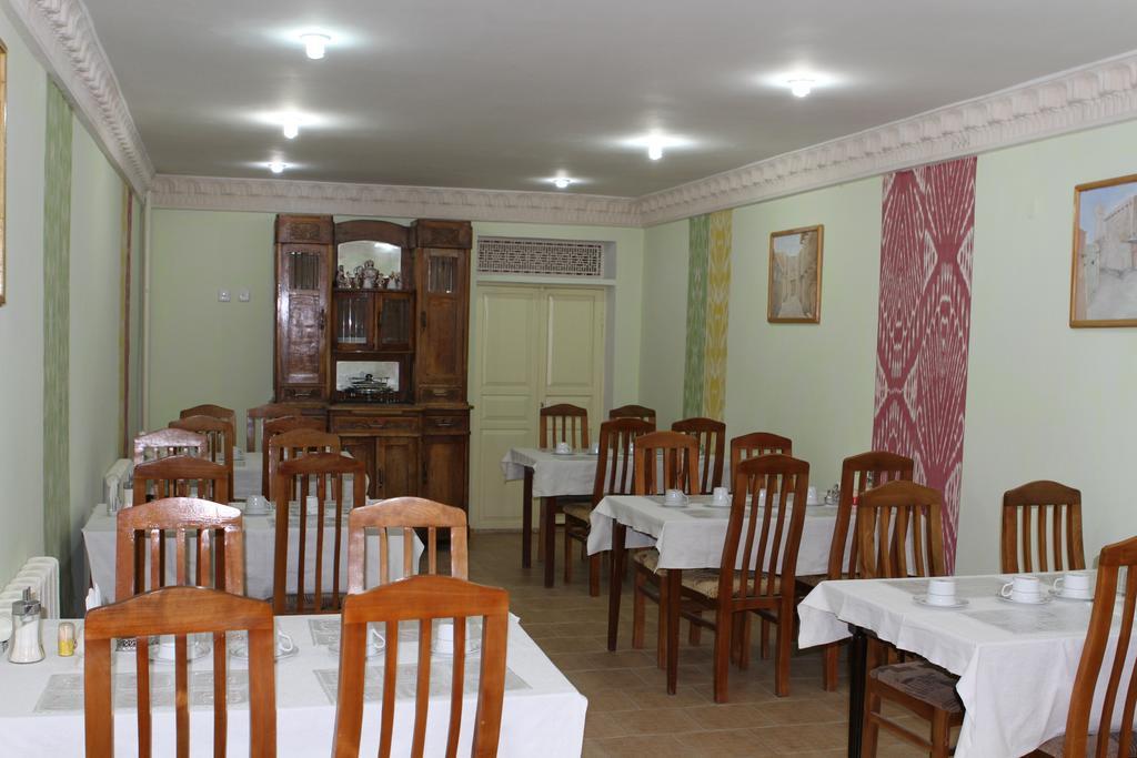 Restaurant Hôtel Emir Boukhara 11