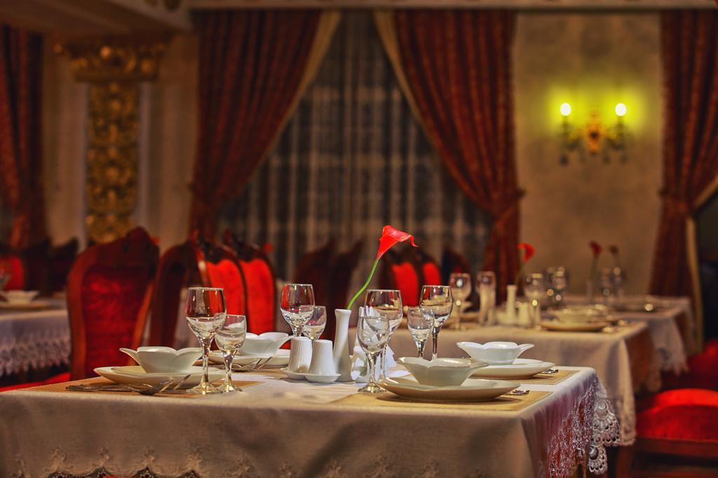 Restaurant Hôtel Emirkhan Samarkand