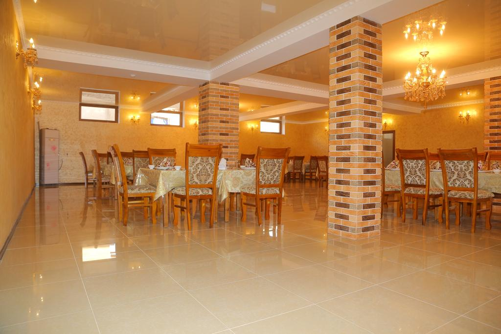 Restaurant Hôtel Euroasia Khiva 4