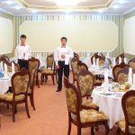 Restaurant Hôtel Grand Boukhara 2