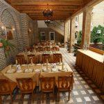 restaurant Hôtel Grand Samarkand