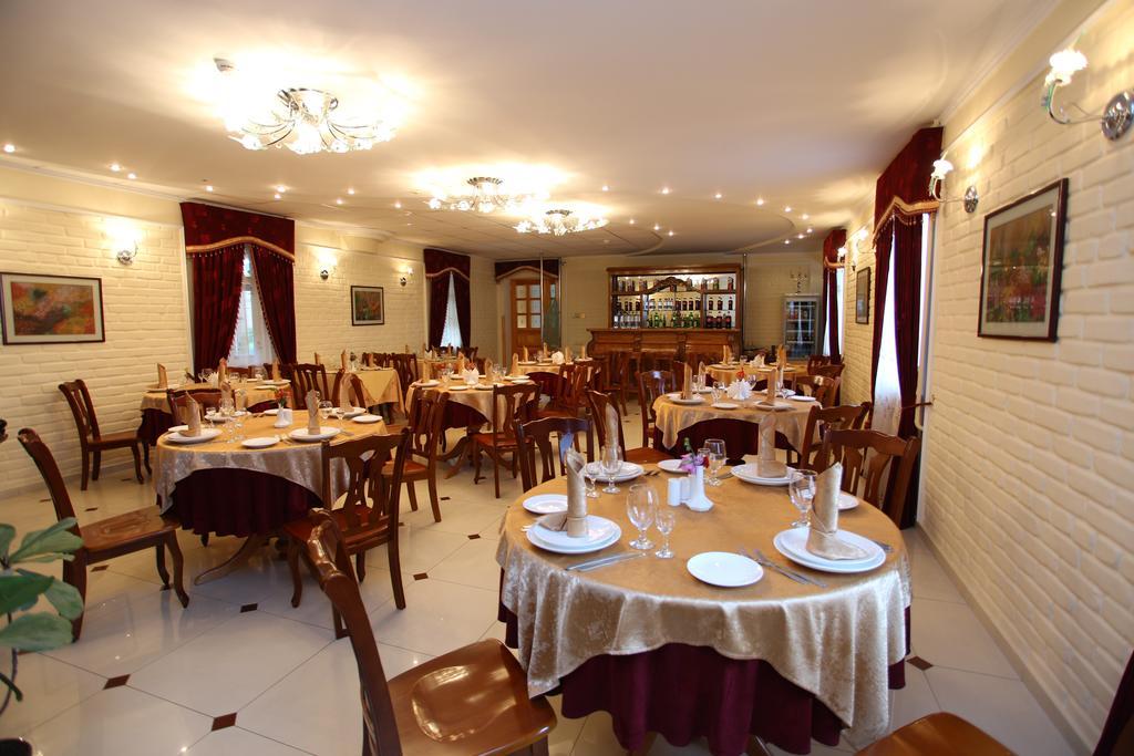 restaurant Hôtel Grand Samarkand 20