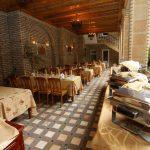 restaurant Hôtel Grand Samarkand 3