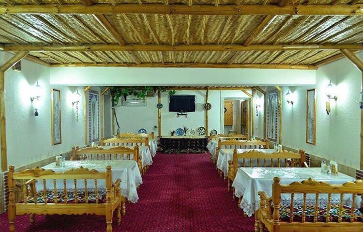 Restaurant Hôtel Kabir Boukhara 21
