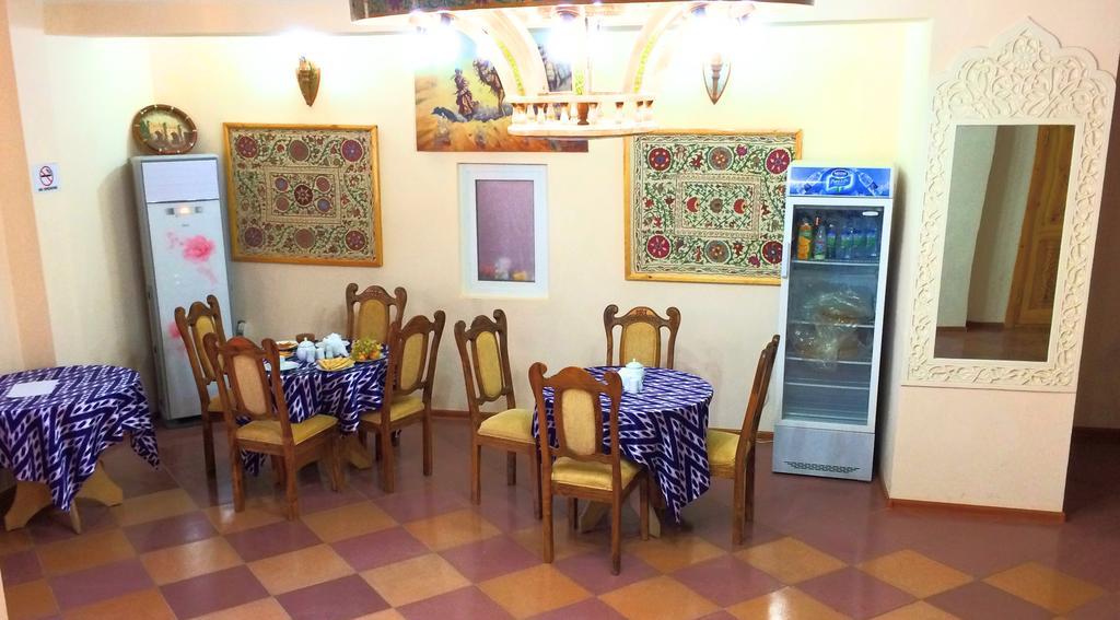 Restaurant Hôtel Kala Khiva 17