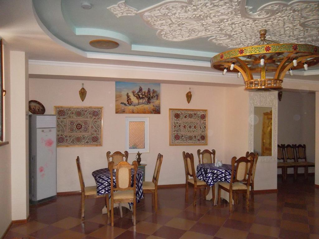 Restaurant Hôtel Kala Khiva