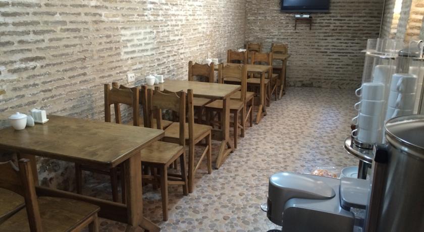 Restaurant Hôtel Kavsar Boukhara 2