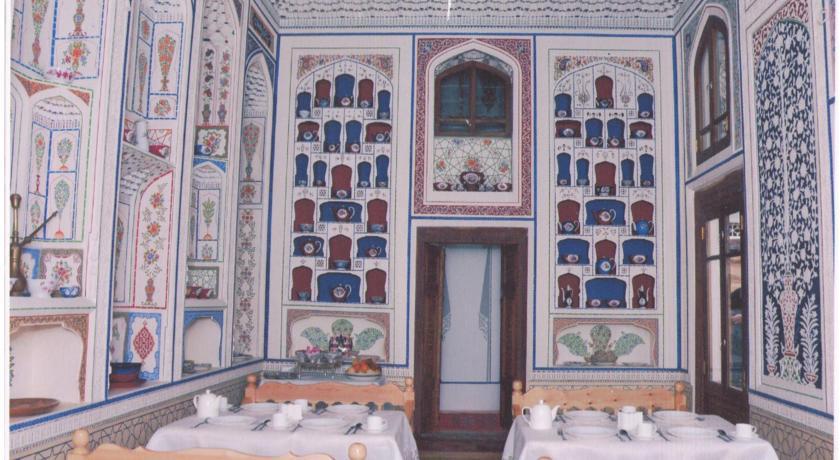 Restaurant Hôtel Kavsar Boukhara