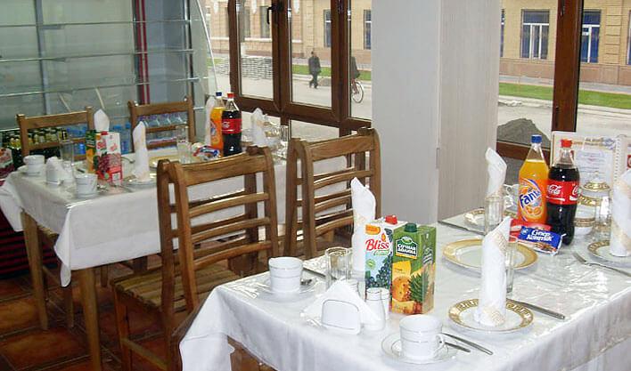 Restaurant Hôtel Khan Kokand 10