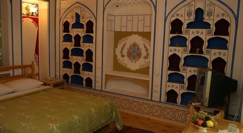 Restaurant Hôtel Komil Boukhara 11