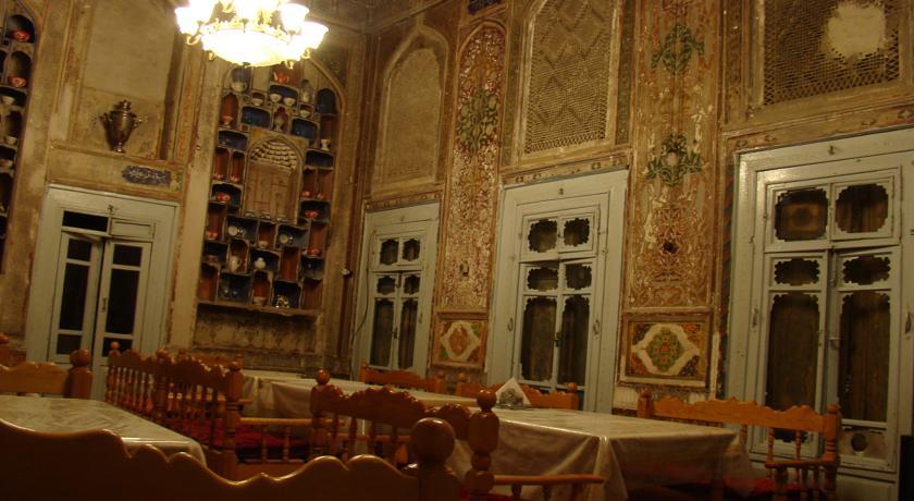 Restaurant Hôtel Komil Boukhara