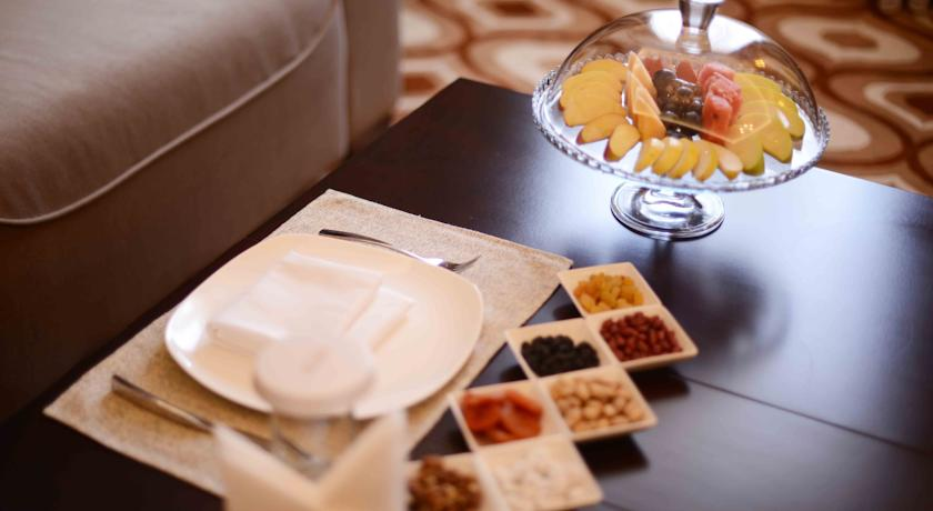 restaurant Hôtel Lotte City Hôtel Tachkent Palace