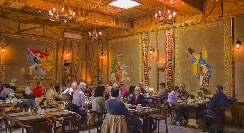 Restaurant Hôtel Malika Boukhara 10