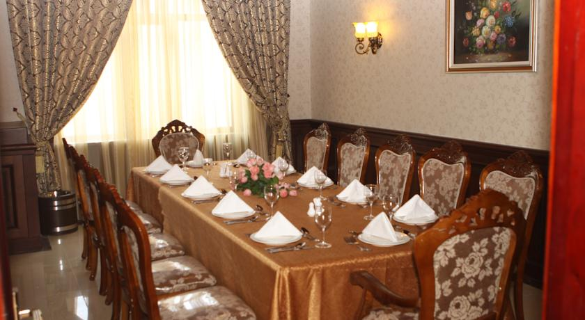 restaurant Hôtel Miran International Tachkent 9