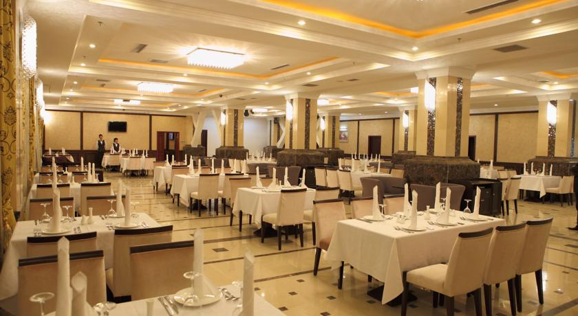 restaurant Hôtel Miran International Tachkent