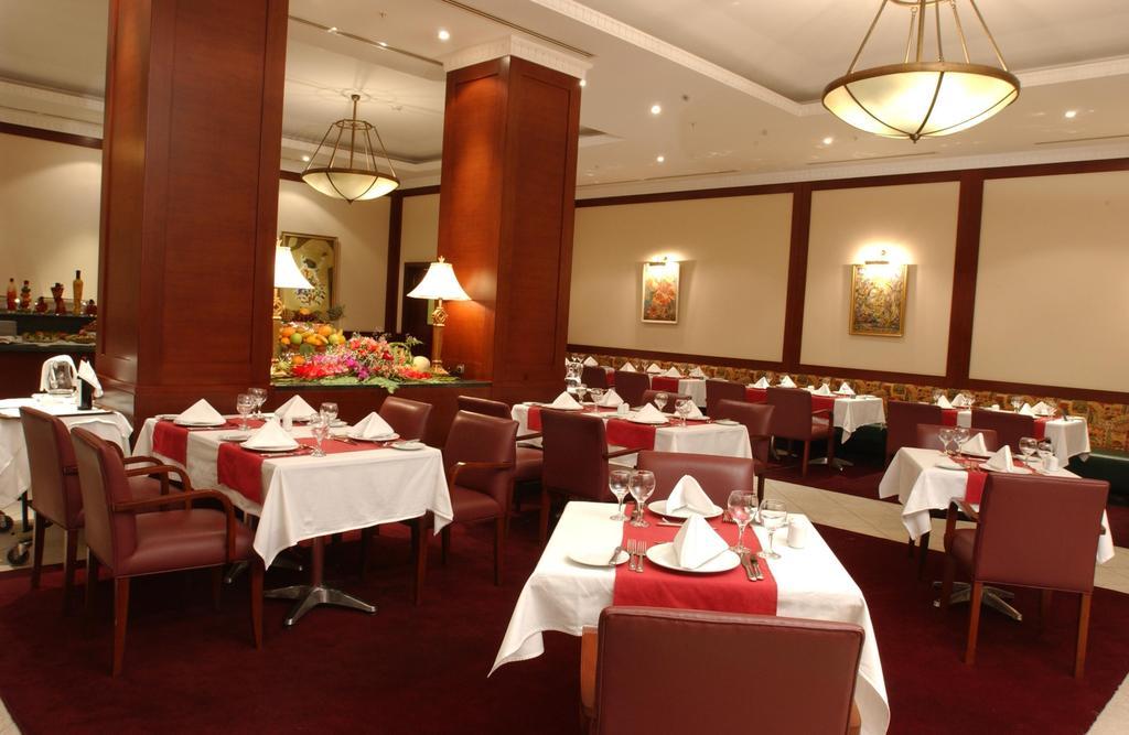 restaurant Hôtel Radisson Tachkent